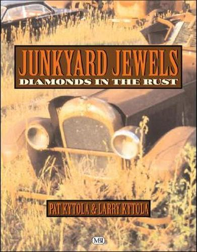 Books On Unrestored Cars Barnfinds And Automobile