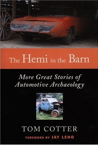 Books On Unrestored Cars Barnfinds And Automobile Treasure Hunts